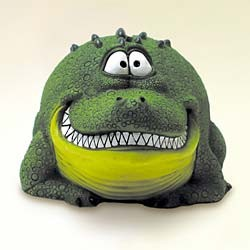 Alligator Coinbank