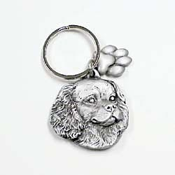 Cavalier King Charles Spaniel Keychain