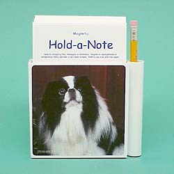 Japanese Chin Hold-a-Note