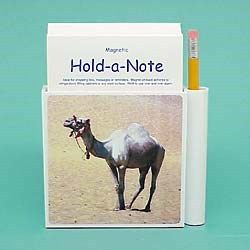 Camel Hold-a-Note