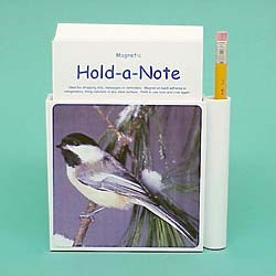 Chickadee Hold-a-Note