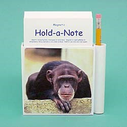 Chimpanzee Hold-a-Note