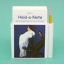Cockatoo Hold-a-Note