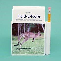 Kangaroo Hold-a-Note