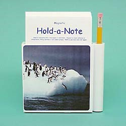 Penguin Hold-a-Note