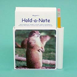 Prairie Dog Hold-a-Note