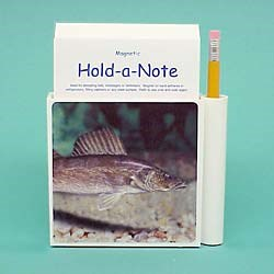 Walleye Hold-a-Note