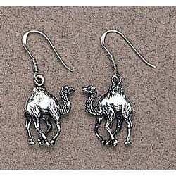 Camel Earrings