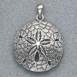 Sand Dollar Pendant