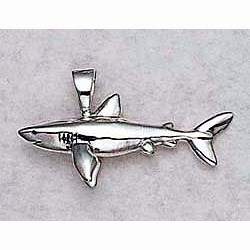 Shark Pendant