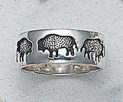 Buffalo Ring