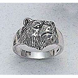Grizzly Bear Ring