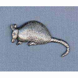 Armadillo Pin