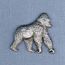 Gorilla Pin