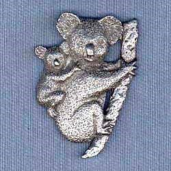 Koala Pin