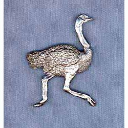Ostrich Pin