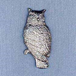 Owl Pin