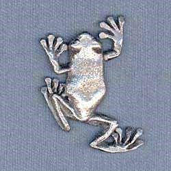 Tree Frog Pin