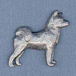 Akita Pin
