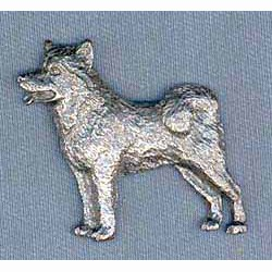 Alaskan Malamute Pin
