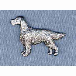 Irish Setter Pin