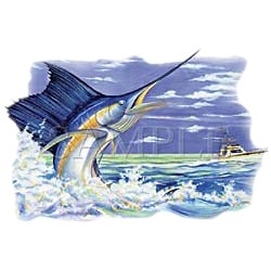 Marlin T-Shirt - Awe Inspiring