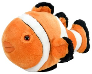 Clownfish Plush