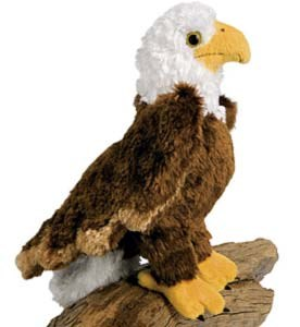 Eagle Plush