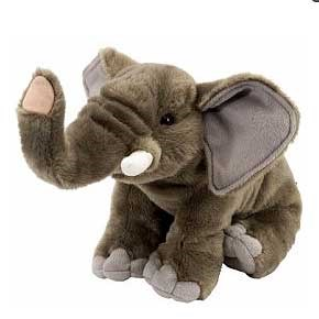 Elephant Plush