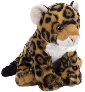 Jaguar Plush
