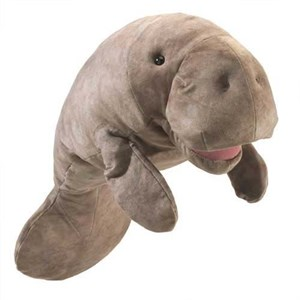 Manatee Plush