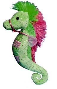 Seahorse Plush