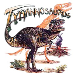 Dinosaur T-Shirt - Tyrannosaurus