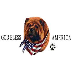 Chow Chow T-Shirt - American Dog