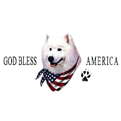 Samoyed T-Shirt - American Dog