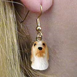 Basset Griffon Vendeen Earrings