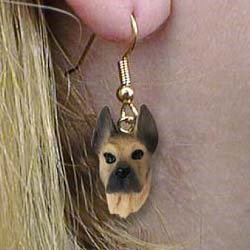 Great Dane Earrings