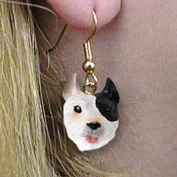 Pit Bull Terrier Earrings