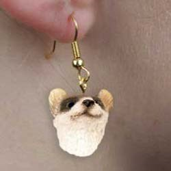 Ferret Earrings