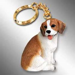Beagle Keychain