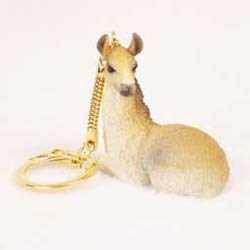 Llama Keychain