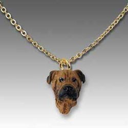 Bullmastiff Necklace