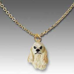Cocker Spaniel Necklace