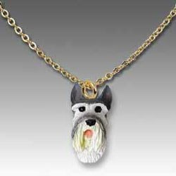 Giant Schnauzer Necklace