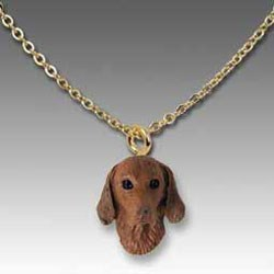 Vizsla Necklace