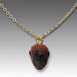 Orangutan Necklace