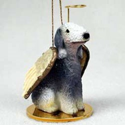 Bedlington Terrier Ornament