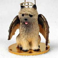 Cairn Terrier Chrstmas Ornaments