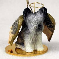 Skye Terrier Ornament