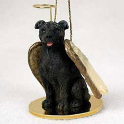 Staffordshire Bull Terrier Christmas Ornament
